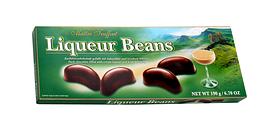 Шоколадные конфеты с ликером Maitre Truffout, 190 г
