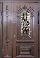 """Входная полуторные дверь для улицы """"Портала"""" ― модель М-6"""