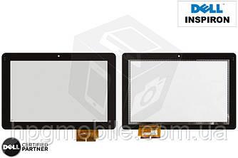 Touchscreen (сенсорный экран) для Dell Streak Mini 10 Pro, оригинальный (черный)