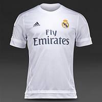 """Футбольная форма 2015-2016 Реал Мадрид (Real Madrid) """"RONALDO №7"""", домашняя, белая, Роналдо, н2"""