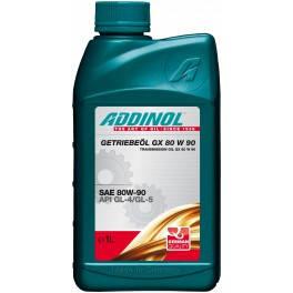 Масло трансмиссионное Addinol Getriebeol 80W-90 GX 1л (GL4/GL5)