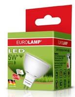 Лампа светодиодная мягкий свет MR16 5W GU5.3 3000K