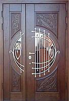 """Входная полуторные дверь для улицы """"Портала"""" ― модель М-7"""