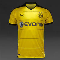 Футбольная форма 2015-2016 Боруссия Д (Borussia D), домашняя, желтая, н35
