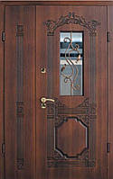 """Входная полуторные дверь для улицы """"Портала"""" ― модель BIG-4"""