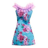 "Платье для куклы Барби  ""Модница""  N4875"