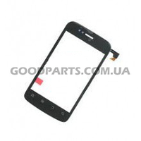 Сенсорный экран (тачскрин) для FLY IQ245 Wizzard черный (Оригинал)