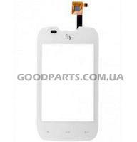 Сенсорный экран (тачскрин) для FLY IQ431 Glory белый (Оригинал)