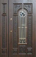 """Входная полуторные дверь для улицы """"Портала Армекс"""" ― модель BIG-16, фото 1"""