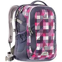 Городской рюкзак Deuter Giga magenta/arrowcheck (80414 5016)