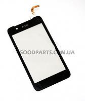 Сенсорный экран (тачскрин) для HTC Desire 210 Dual Sim черный (Оригинал)