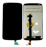 Дисплей с тачскрином для HTC Desire 526 черный (Оригинал)