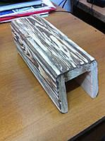 Фальш балка (имитация балки, имитация бруса) 120х120 мм.