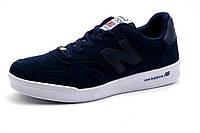 Кроссовки мужские New Balance CT300, замша, синие, фото 1