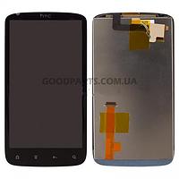 Дисплей с тачскрином для HTC Z710e Sensation 4G, G14 (Оригинал)