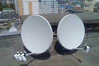 Full HD спутниковое телевидение на 1 телевизор с установкой