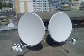 Full HD спутниковое телевидение на 2 телевизора с установкой - ФОП Хохлов В.В. в Киевской области