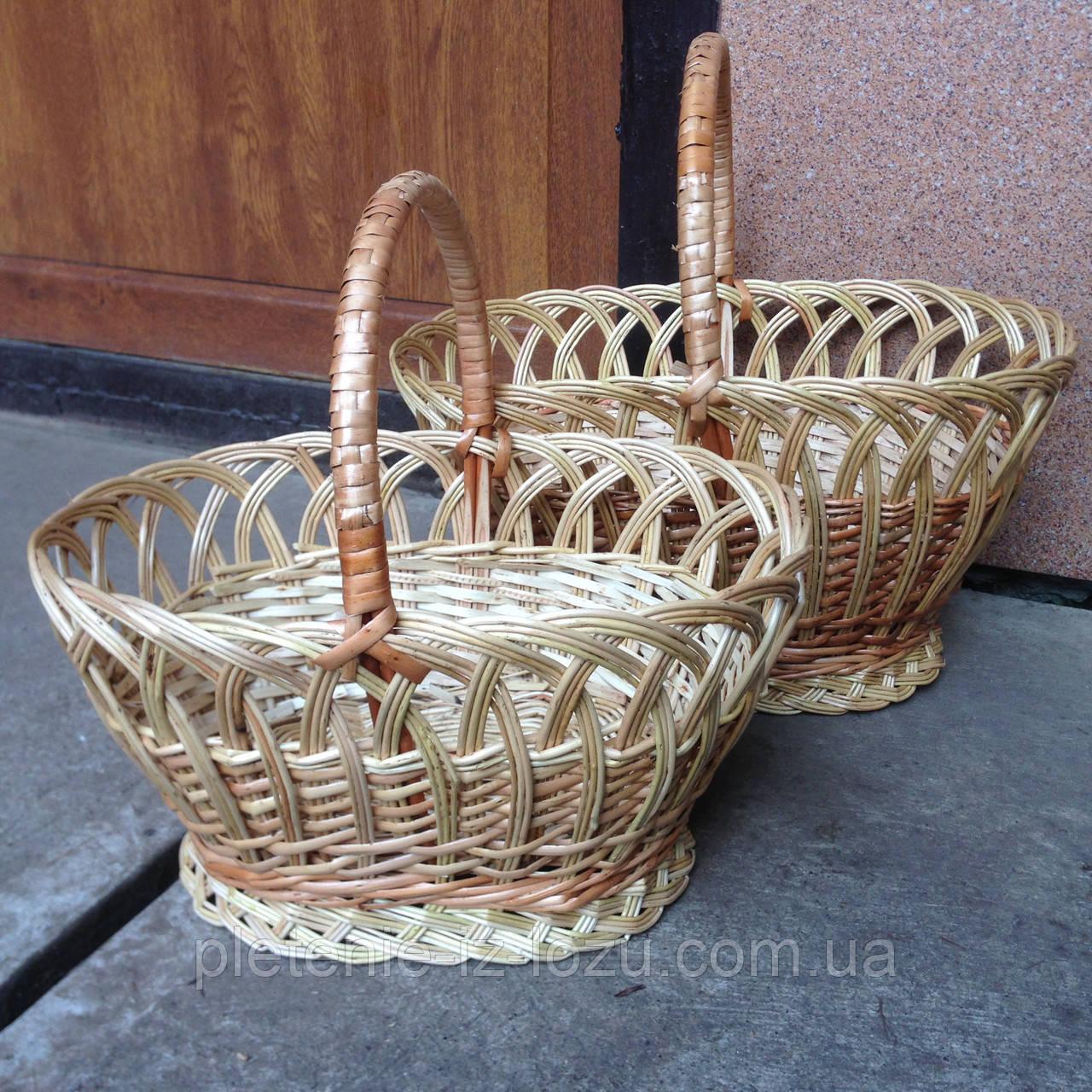 7eab6497d7cfc Плетеные пасхальные корзины, цена 250 грн., купить с.Іза — Prom.ua  (ID#238449890)