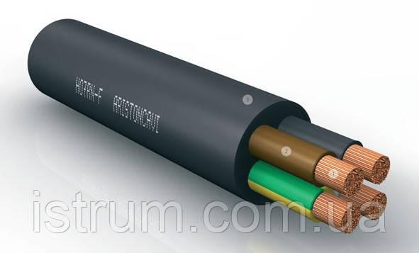 Кабель гибкий в резиновой изоляции H07RN-F 3G25