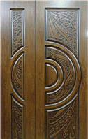 """Входные металлические двери в Одессе """"Портала"""" ― модель R-14"""