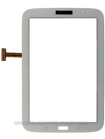 Тачскрин (сенсор) Samsung N5100 Wi-Fi version, white (белый)