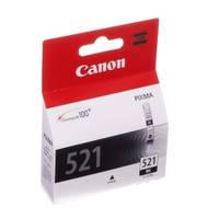 Картридж струйный Canon Pixma iP4700/MP560/MP640 CLI-521B Black (2933B004)