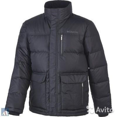 Куртка -пуховик columbia Bedrock Lodge Down Jacket