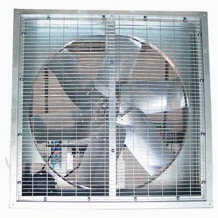 Осевой промышленный вентилятор для сельского хозяйства Турбовент ВСХ 44.5, фото 2