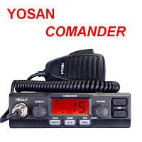 Yosan COMMANDER original - лучшая рация для дальнобойщиков