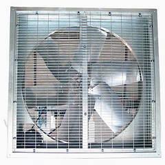 Осевые промышленные вентиляторы для сельского хозяйства Турбовент ВСХ