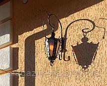 Светильники и фонари на кронштейне Старый Житомир 1