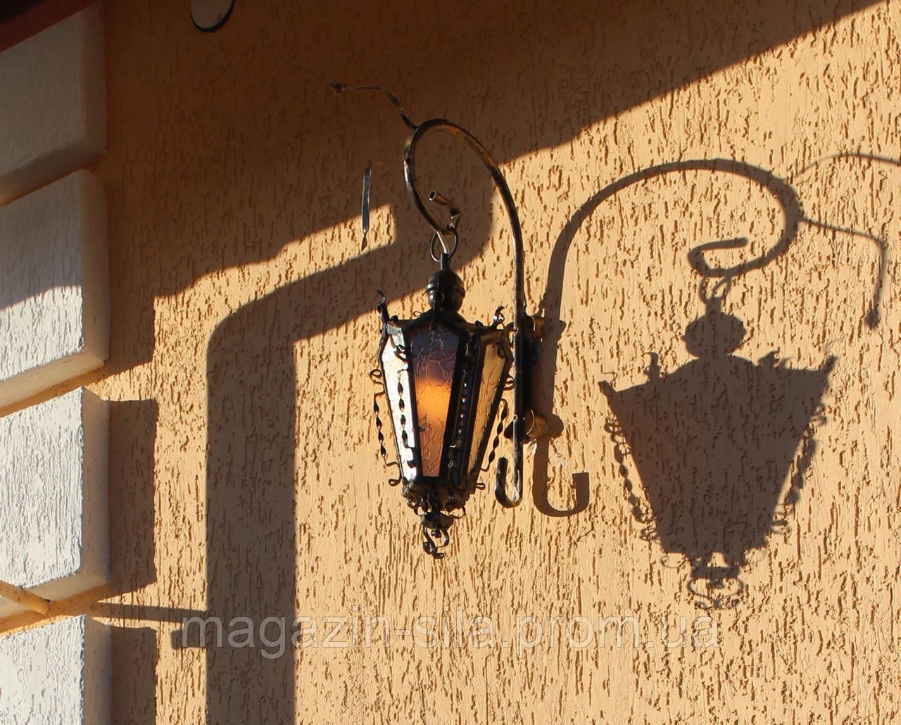 Светильники и фонари на кронштейне Старый Житомир 1, фото 1