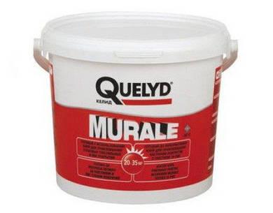 Клей Quelyd Murale для обоев и стеновых покрытий