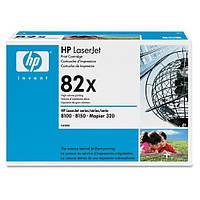 Заправка картриджей HP C4182X (№82X), принтеров HP LaserJet 8100/8150