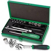 Набор инструмента Toptul GCAD1701 (17 предметов)