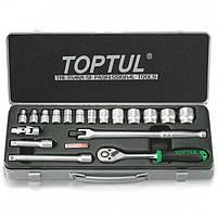 Набор инструмента Toptul GCAD1806 (18 предметов)