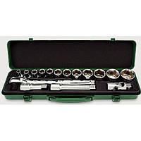 Набор инструмента Toptul GCAD1601 (16 предметов)