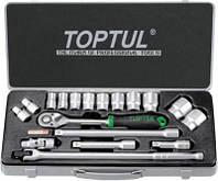 Набор инструмента Toptul GCAD1802 (18 предметов)