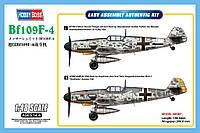 Сборная модель истребителя' Bf-109F-4 '     1\48    Hobby Boss