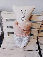 """Авторская мягкая игрушка """" Мумрик в свитере"""""""