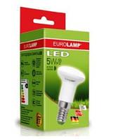 Лампочка светодиодная LED R39 5W E14 Eurolamp