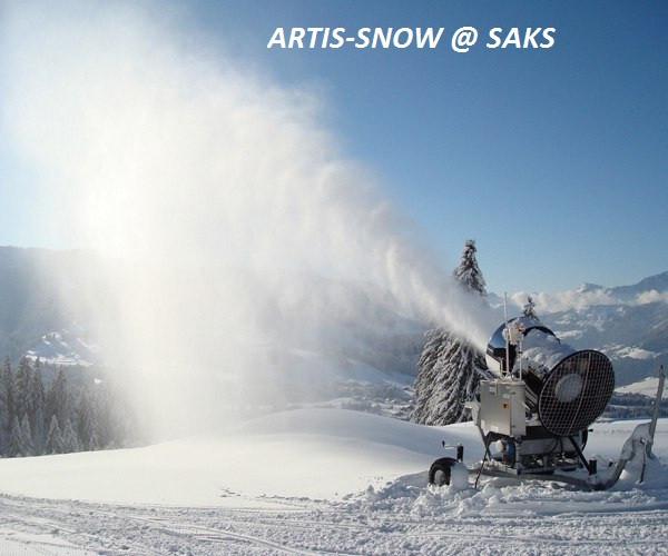 Автоматизация процесса снегогенерации на горно-лыжных курортах