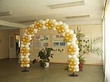 Оформление воздушными и гелиевыми шарами школьных праздников, фото 5
