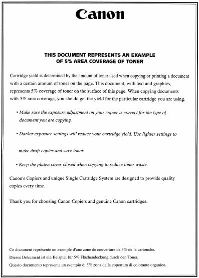 Как понять что такое печатный ресурс в процентном соотношении картриджа?
