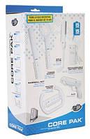 Набор 7в1 MadCatz Core Pak для игровой приставки Nintendo Wii