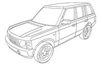 Пневматическая подвеска  Range Rover установка пневматических