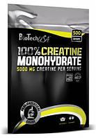 Креатин BioTech 100% Creatine Monohydrate (500 g)
