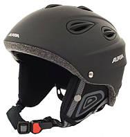 Горнолыжный шлем Alpina JUNTA black matt (А90463-31).