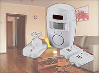 Сенсорная сигнализация - Надежная защита