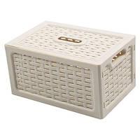 Ящик с крышкой для хранения